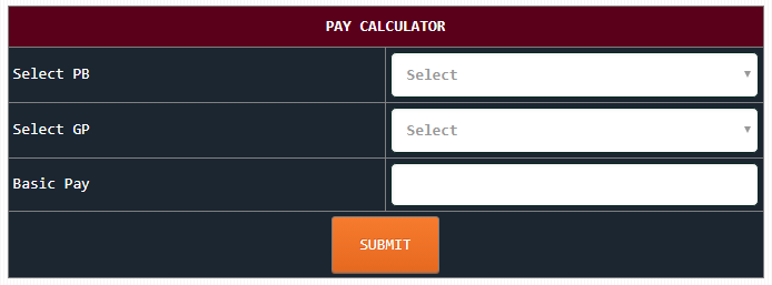 Tamil Nadu Govt Employees Pay Calculator – Online Calculators for
